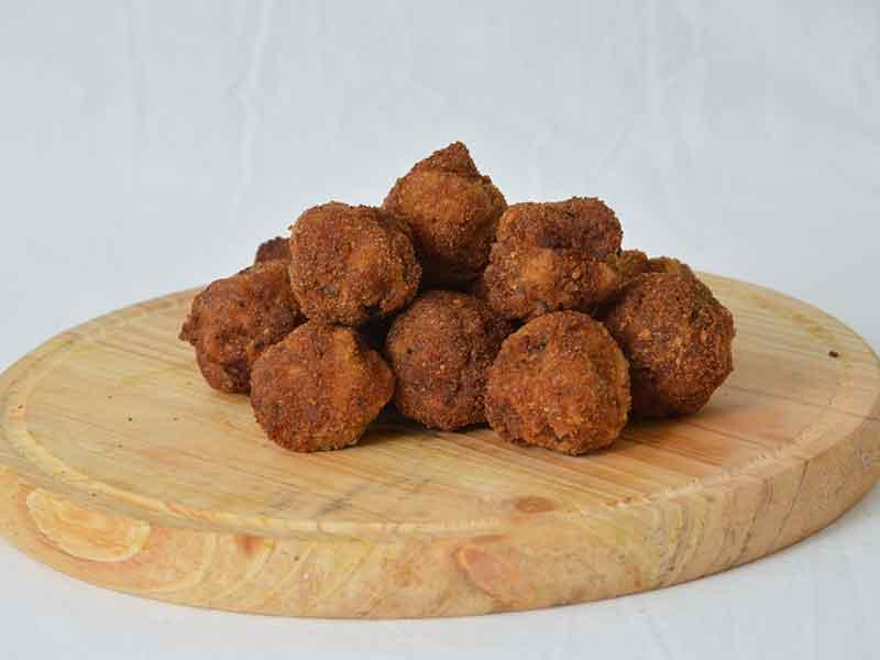 bolitas de carne / 12 piezas (Pídelas con un día de anticipación)