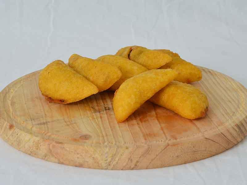 mini empanaditas 12 piezas(Pídelas con un día de anticipación)