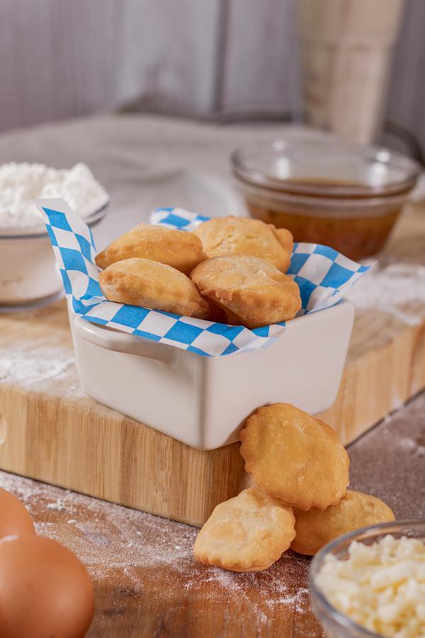 mini pastelitos de carne(Pídelos con un día de anticipación)